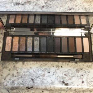 Naked Palette smoky eye collection